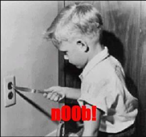 noob child