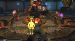 drowning sorrows tavern in Dungeons and Dragons online