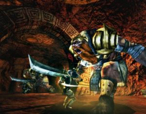 DDO free to play mmorpg action
